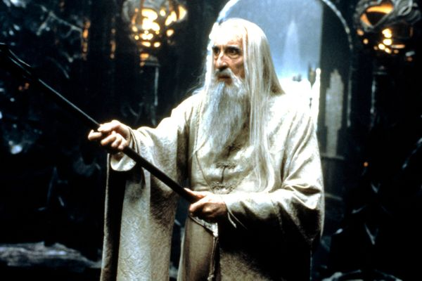 Saruman - The Lord of the Rings: Fellowship of the Ring - 2001