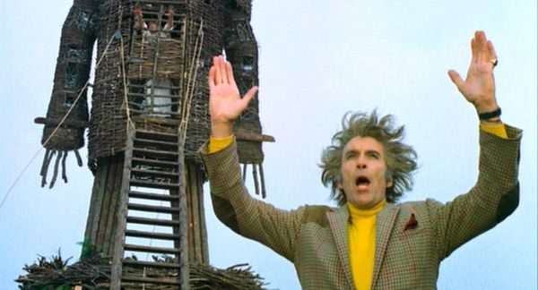 The Wicker Man 1973 British horror film directed by Robin Hardy