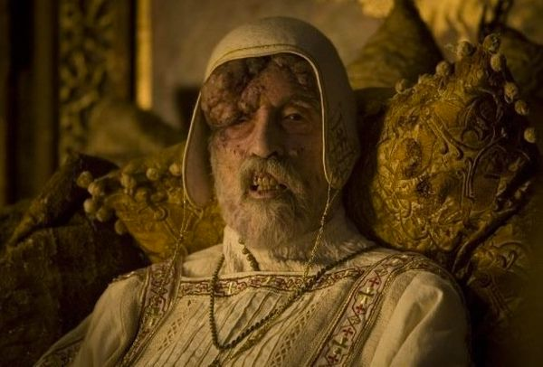 Christopher Lee in Season of the Witch - 2011