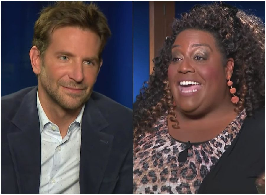 Alison Hammond's Attempts To Wow Bradley Cooper With Her Singing Voice Don't Quite Go To