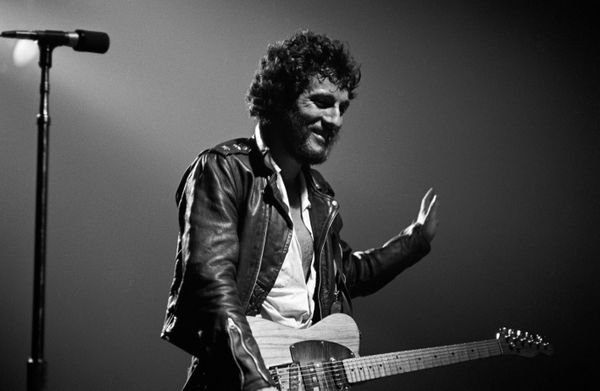 """From the sweet opening notes of """"Thunder Road"""" to the echoing end chords of """"Jungleland,"""" Springsteen's monster third album p"""