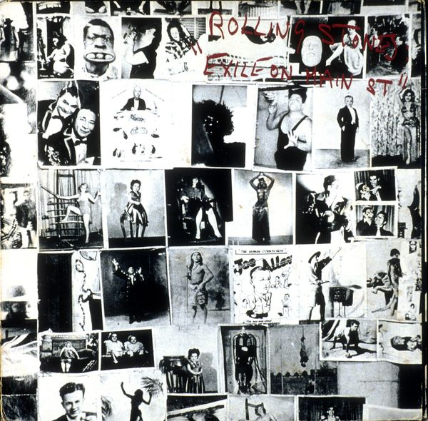 Sticky Fingers had more hits and Let it Bleed sold better, but Exile, the Stones' 12th American studio LP, is their fully rea