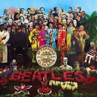 """""""In which the Beatles take on a new identity, and are still great,"""" says Ives. """"It's one of the first concept albums, and the"""