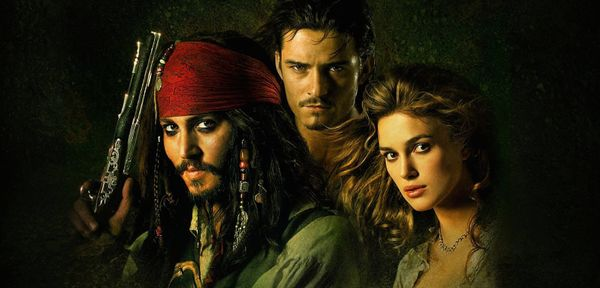 "Remember the days of the good Johnny Depp characters? Yeah, us too. Revisit the first ""Pirates of the Caribbean"" this holiday"