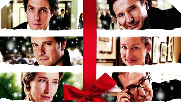 "It's a holiday staple -- what more can we say? You either watch ""Love Actually"" every Christmas, or you're of the crowd who a"