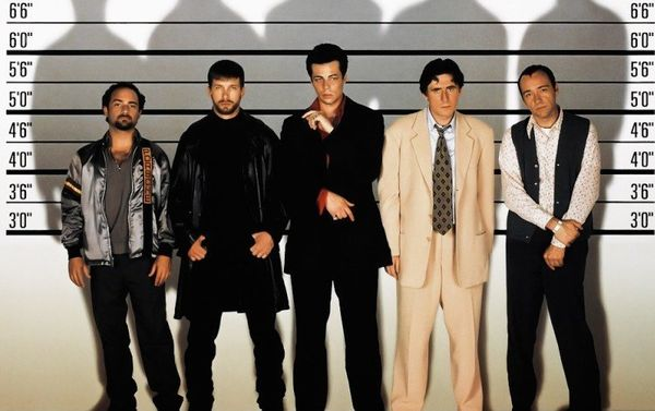 "Few crime thrillers have as great of a twist and as entertaining of a cast as Bryan Singer's 1995 film ""The Usual Suspects."""