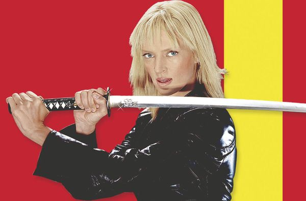 "For the cinephile family who loves all things Tarantino, ""Kill Bill Vol. 1 & 2"" is the perfect double feature. Because at the"