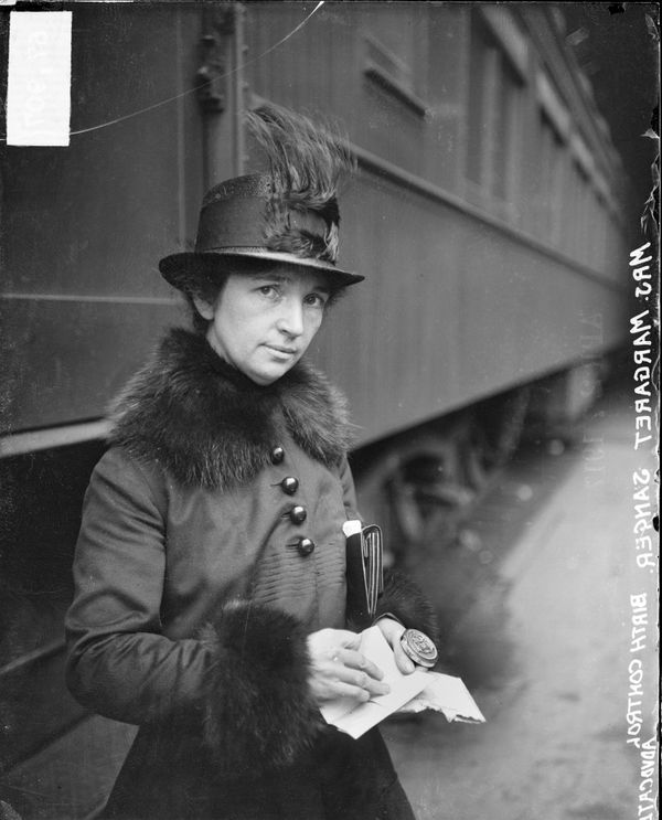 Birth-control activist Margaret Sanger made a film about contraception advocacy. Its ban was upheld under a 1915 Supreme Cour