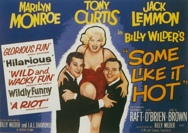 By the late '50s and early '60s, the potency of the Hays Code had dwindled. Movies were able to get away with a lot more, as