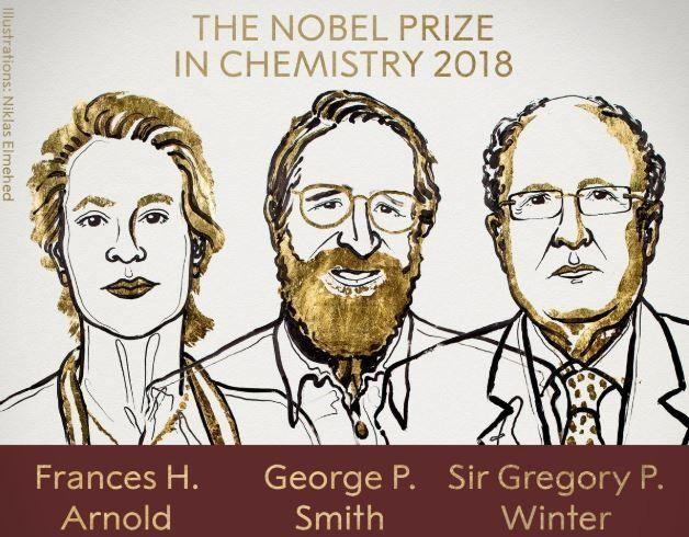 Σε τρεις επιστήμονες το Νόμπελ Χημείας: Εξέλιξη, βιοκαύσιμα και νίκη κατά