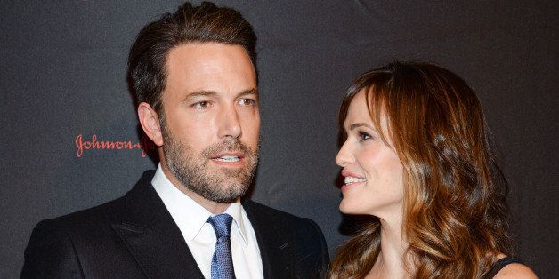 Actor, filmmaker and Eastern Congo Initiative founder, Ben Affleck and wife actress Jennifer Garner attend the 2nd Annual Sav