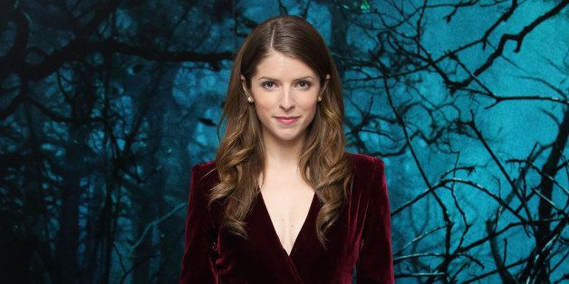 LONDON, ENGLAND - DECEMBER 12:  Anna Kendrick attends a photocall for 'Into The Woods' at Corinthia Hotel London on December