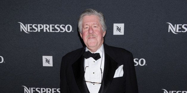 NEW YORK, NY - NOVEMBER 21: Actor Edward Herrmann attends Nespresso Press Room at the 39th International Emmy Awards at the H