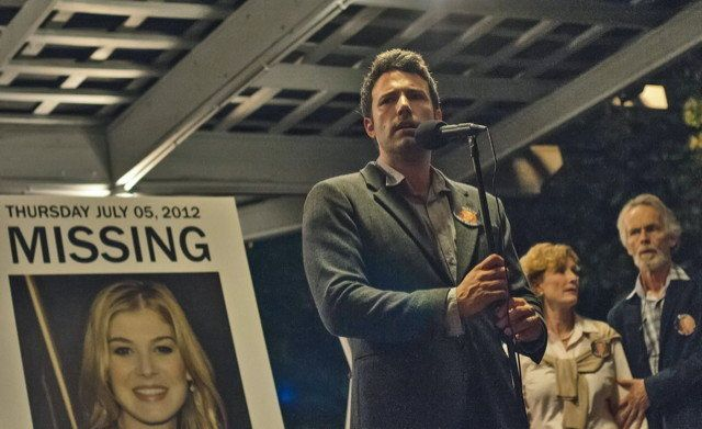 """""""Gone Girl"""" is one of the year's best films, but not according to some Academy members. """"Oscar voters greet 'Gone Girl' with"""