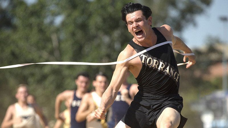 """There have been a lot of biopics this year, but none hit audiences like """"Unbroken."""" Through Wednesday, Angelina Jolie's film"""