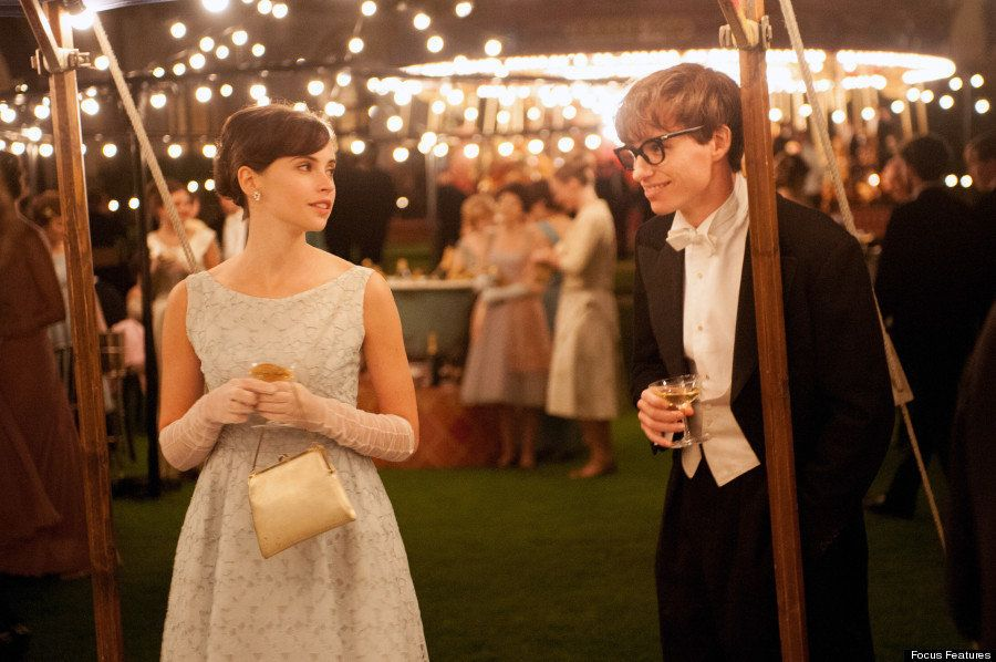"""Well-liked all year, relatively free of controversy and blessed with two of awards season's best performances, """"The Theory of"""