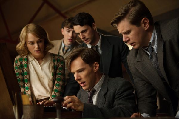 """The grand mudslinging tradition continues with """"The Imitation Game,"""" a biopic that's <a href=""""http://www.slate.com/blogs/brow"""