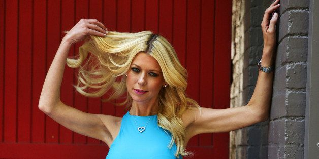 SYDNEY, AUSTRALIA - NOVEMBER 12: (EUROPE AND AUSTRALASIA OUT) American actress Tara Reid poses during a photo shoot in Surry