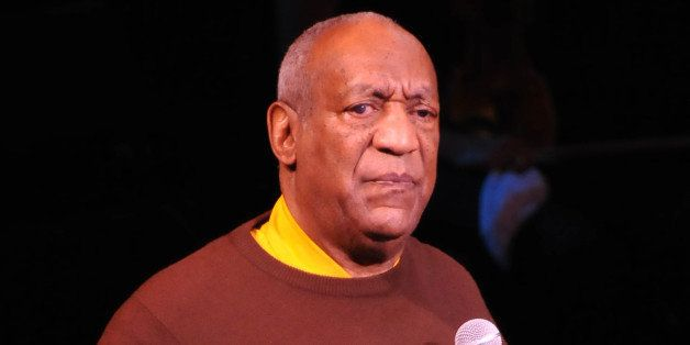 Comedian Bill Cosby attends the 'Hole In The Wall Camps' benefit concert at Avery Fisher Hall on Thursday, Oct. 21, 2010 in N