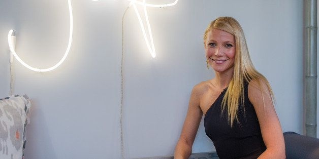 DALLAS, TX - NOVEMBER 20:  Gwyneth Paltrow attends the goop pop Dallas Launch Party in Highland Park Village on November 20,