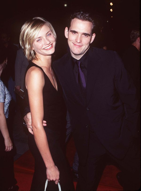 "The ""There's Something About Mary"" co-stars dated for three years before splitting in 1998, as the young stars both wanted to"