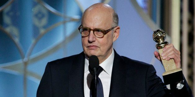 BEVERLY HILLS, CA - JANUARY 11:  In this handout photo provided by NBCUniversal, Jeffrey Tambor,  Winner of  Best Actor - TV