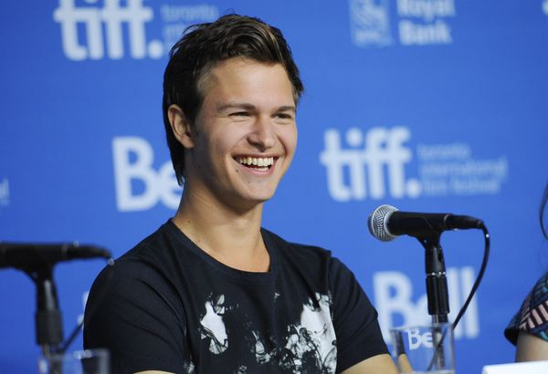"<strong>2014:</strong> We first met Ansel Elgort in the 2013 remake of ""Carrie,"" but two stints opposite Shailene Woodley gav"