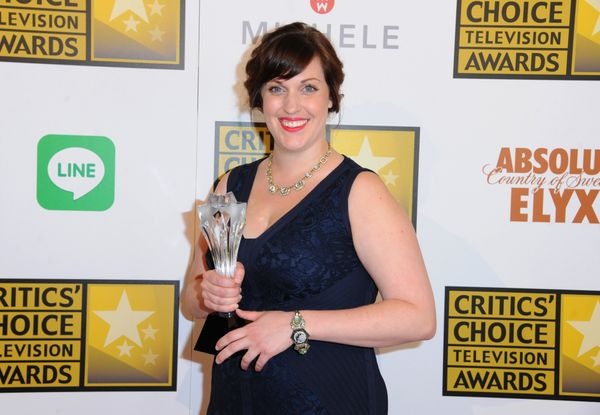 "<strong>2014:</strong> No one knew Allison Tolman's name until fans of FX's ""Fargo"" fawned over her as Deputy Molly Solverson"