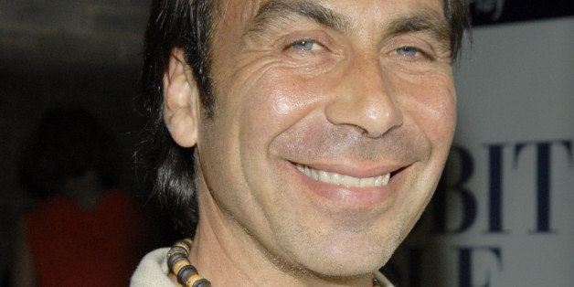 Taylor Negron during Cure Autism Now - Acts of Love - Arrivals at The Geffen Playhouse in Westwood, California, United States
