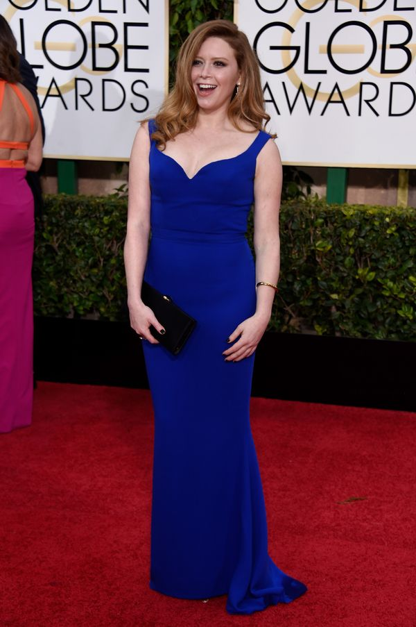 BEVERLY HILLS, CA - JANUARY 11:  Actress Natasha Lyonne attends the 72nd Annual Golden Globe Awards at The Beverly Hilton Hot