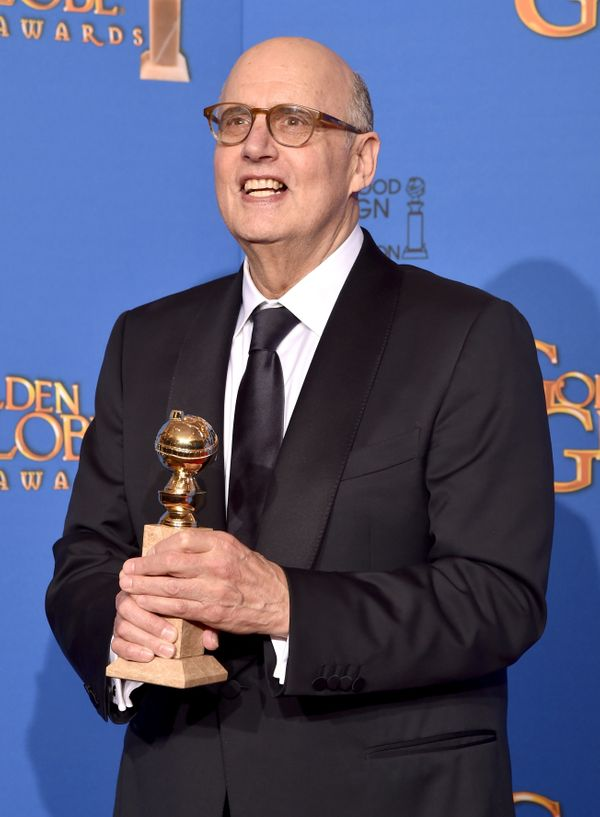 BEVERLY HILLS, CA - JANUARY 11:  Actor Jeffrey Tambor, winner of Best Actor in a Television Series – Musical or Comedy for '