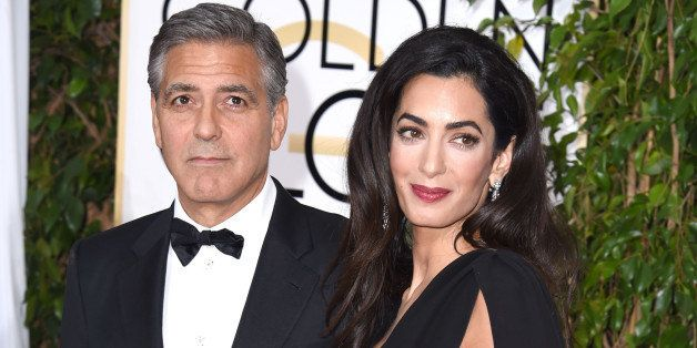 Amal Clooney Was So Over The Lame Work Party Her Husband