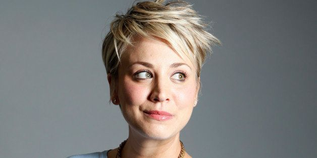 """Actress Kaley Cuoco-Sweeting poses for a portrait in the promotion of """"The Wedding Ringer"""" on Tuesday, Jan. 6, 2015 in Los An"""