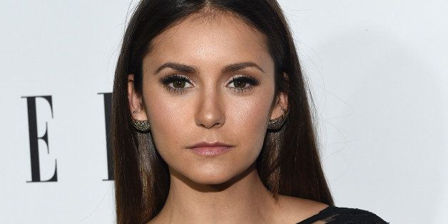 WEST HOLLYWOOD, CA - JANUARY 13:  Actress Nina Dobrev attends ELLE's Annual Women in Television Celebration on January 13, 20