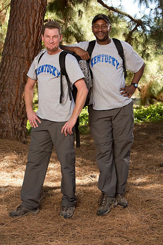 The Amazing Race' All-Stars Cast: Meet The 11 Teams Of