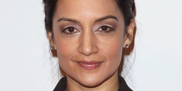 NEW YORK, NY - FEBRUARY 01:  Actress Archie Panjabi attends The 66th Annual Writers Guild Awards East Coast Ceremony at The E