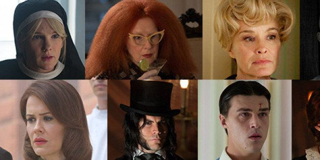 Ranking 25 Of The Best 'American Horror Story' Characters