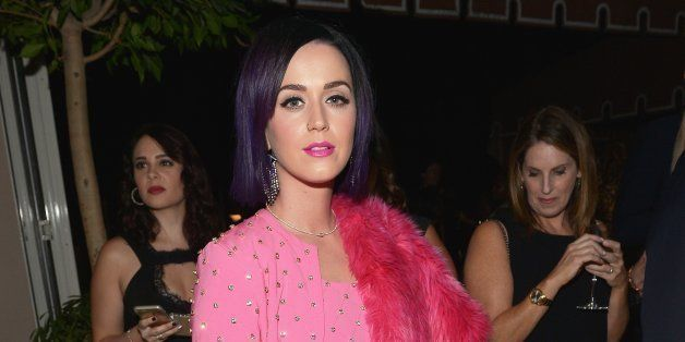 WEST HOLLYWOOD, CA - JANUARY 22:  Recording artist Katy Perry attends The DAILY FRONT ROW 'Fashion Los Angeles Awards' Show a