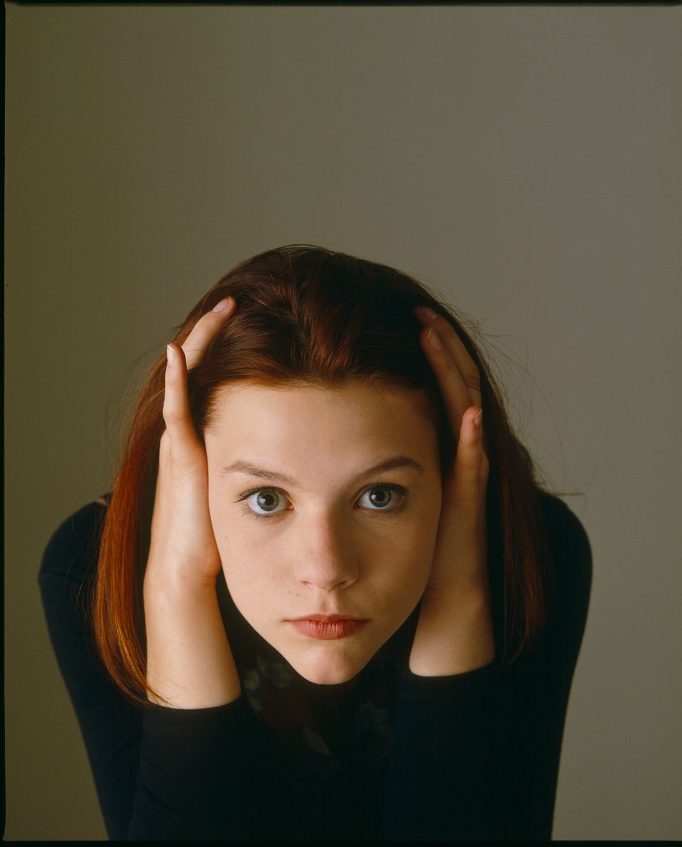 UNITED STATES - AUGUST 25:  MY SO-CALLED LIFE - gallery - 8/25/94, Claire Danes played Angela Chase, a 15-year-old who wanted