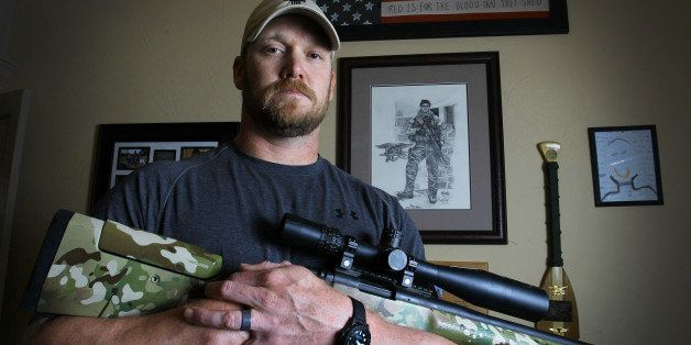 Chris Kyle, a retired Navy SEAL and bestselling author of the book 'American Sniper: The Autobiography of the Most Lethal Sni