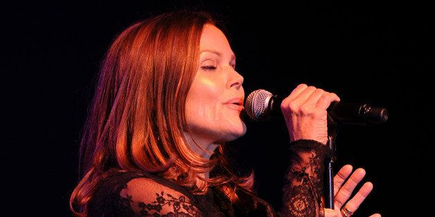 Belinda Carlisle of The Go Go's performs at The Seminole Casino Coconut Creek on September 28, 2013 in Coconut Creek, Florida