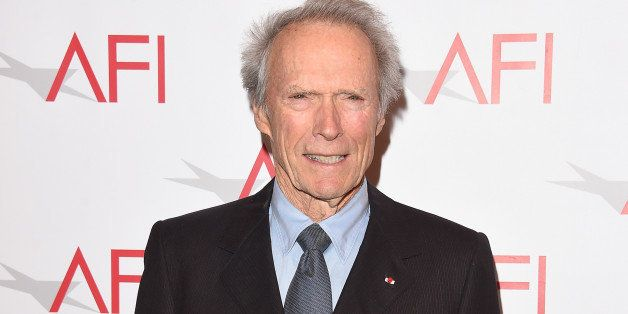 BEVERLY HILLS, CA - JANUARY 09:  Actor Clint Eastwood attends the 15th Annual AFI Awards at Four Seasons Hotel Los Angeles at