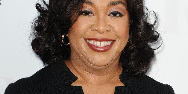 LOS ANGELES, CA - DECEMBER 10:  Producer Shonda Rhimes attends the Hollywood Reporter's Women In Entertainment breakfast at M