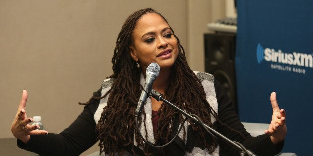 NEW YORK, NY - JANUARY 06:  Ava DuVernay visits The SiriusXM Studios For 'Selma: An Urban View Special' on January 6, 2015 in