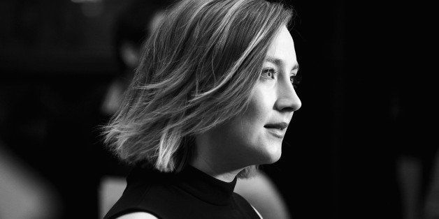 PARK CITY, UT - JANUARY 26:  (EDITORS NOTE: Image was shot in black and white. Color version not available.) Actress Saoirse