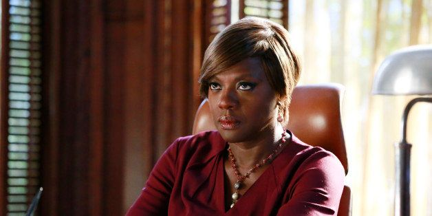 HOW TO GET AWAY WITH MURDER - 'We're Not Friends' - Annalise takes on a tough case defending a minor who fatally shoots his p