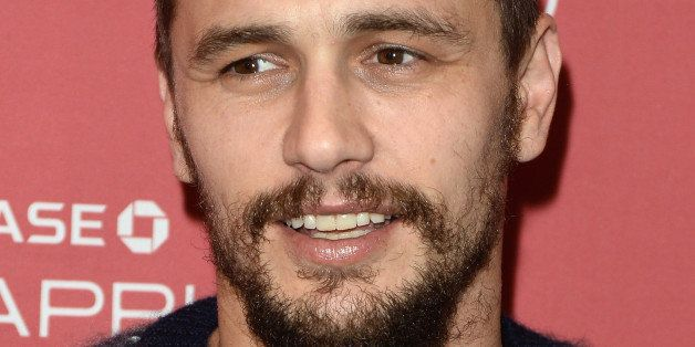 PARK CITY, UT - JANUARY 29:  Actor James Franco attends the 'I Am Michael' Premiere during the 2015 Sundance Film Festival on