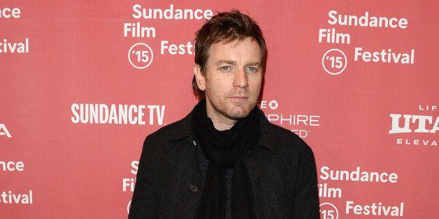 PARK CITY, UT - JANUARY 25:  Ewan McGregor attends 'Last Days In The Desert' Premiere  during the 2015 Sundance Film Festival