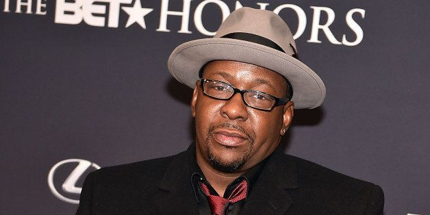 WASHINGTON, DC - JANUARY 24:  Singer Bobby Brown attend 'The BET Honors' 2015 at Warner Theatre on January 24, 2015 in Washin