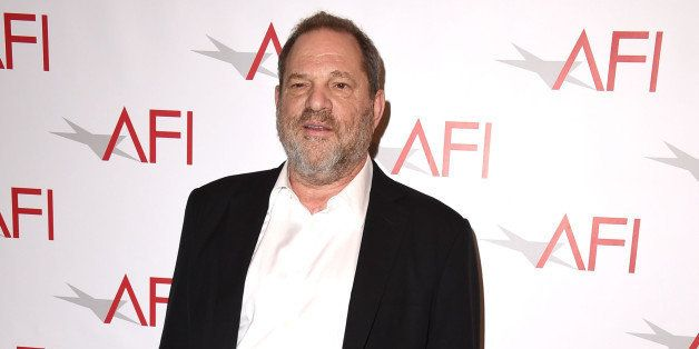 BEVERLY HILLS, CA - JANUARY 09:  Harvey Weinstein arrives at the 15th Annual AFI Awards at Four Seasons Hotel Los Angeles at